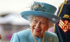The Queen has arrived at Balmoral for her summer holiday. Photo: Steve Parsons/PA Wire