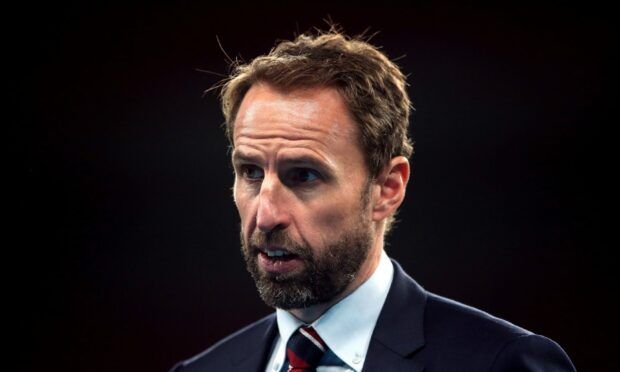 File photo dated 14-10-2020 of England manager Gareth Southgate. Issue date: Tuesday March 2, 2021. PA Photo. England manager Gareth Southgate would love the country to host the World Cup in 2030, while he highlighted the importance of the financial boost being given to grassroots football. See PA story SOCCER World Cup. Photo credit should read Nick Potts/PA Wire.