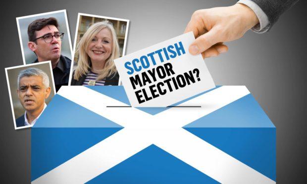 苏格兰能引进萨迪克·汗(Sadiq Khan)、安迪·伯纳姆(Andy Burnham)和特雷西·布拉宾(Tracy Brabin)这样的直选市长吗?