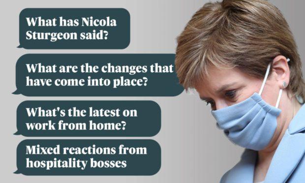 所有将于7月19日(星期一)在苏格兰实施的改革都解释道。