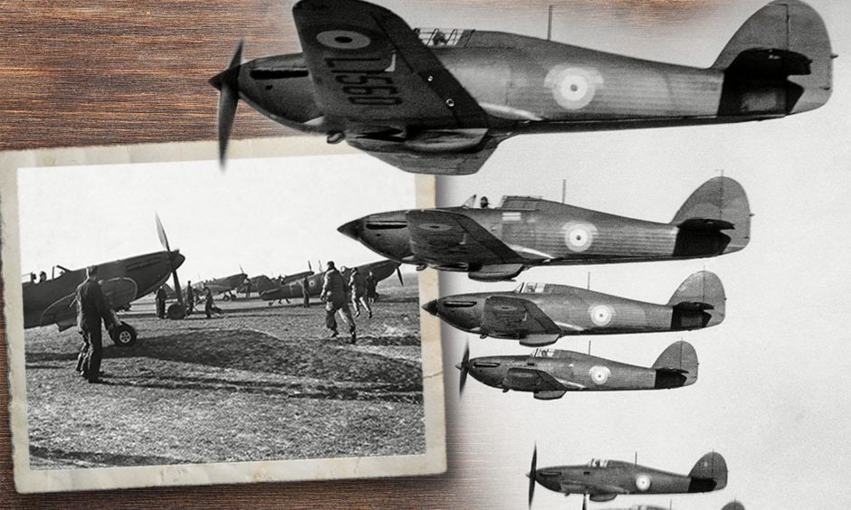 RAF Castletown hosted many squadrons crucial to the defence of the country in WW2