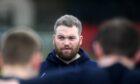 Aberdeen Warriors Rugby League head coach Craig Parslow.