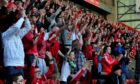 Aberdeen hope to have a meaningful number of supporters at the game against BK Hacken.