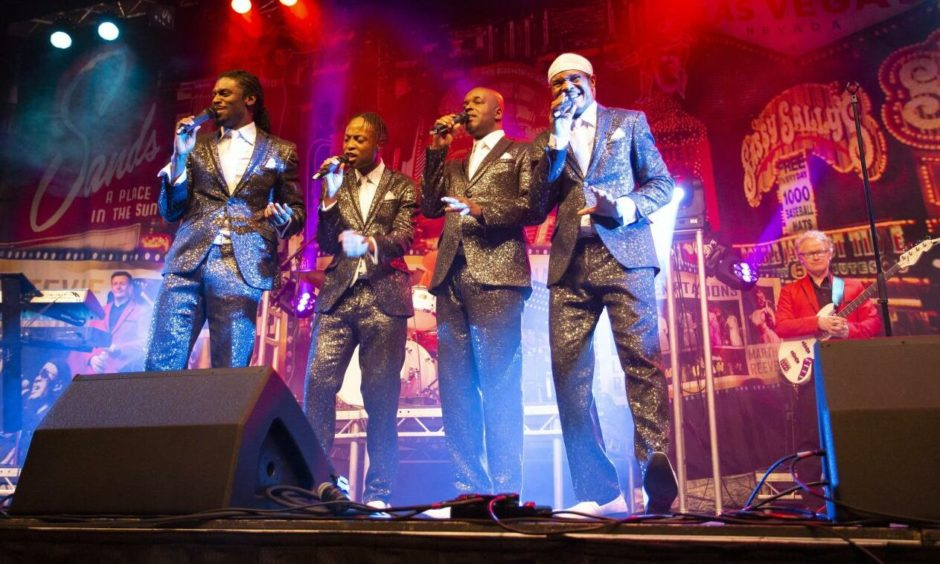 The Magic Of Motown is heading for P&J Live.