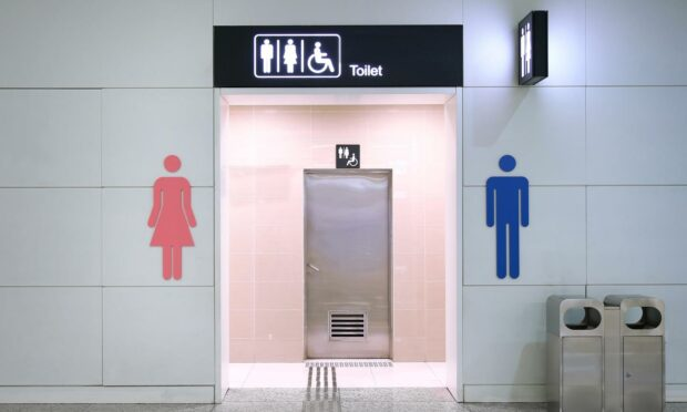 There's nothing worse than a substandard public toilet