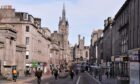 The pedestrianisation of Union Street has changed the city centre