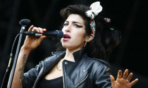 There was doubt as to whether Amy Winehouse would turn up for her slot at T in the Park in 2008, but she didn't let her fans down.