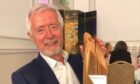 Ray Grant, John Lawrie environmental consultant, who collected the award.