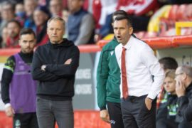 Aberdeen boss Stephen Glass sets sights on Conference League group stages after Breidablik triumph