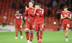 Joe Harper column: Aberdeen facing huge two-week spell of League Cup, European and Premiership action