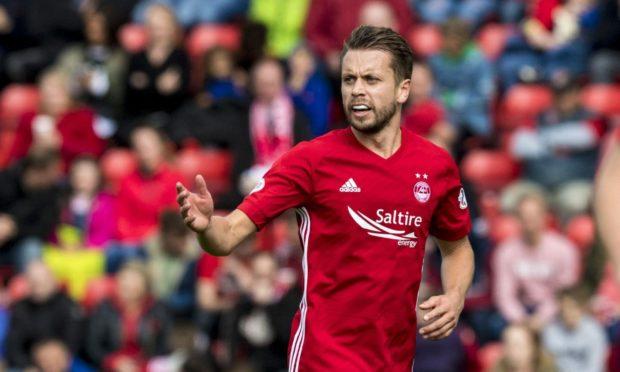 Former Aberdeen defender Kari Arnason