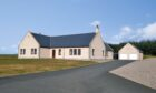 Beautiful bungalow: With spacious accommodation, an excellent location and large gardens, this Turriff home is well worth a look.