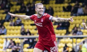 Loan star Teddy Jenks aims to make debut senior goal the first of many at Aberdeen