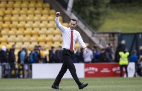 Dons boss Stephen Glass proud of resilience of his rejigged Aberdeen side at Livingston