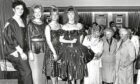 Dressmaking enthusiasts at the Amatola Hotel were given hints at the Sewing Points Show on how to make the outfits modelled.