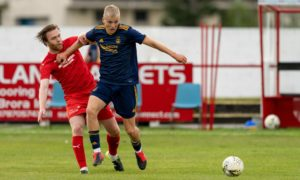 Aberdeen Colts produce stunning 10-man second half display to defeat Brora Rangers 1-0 in SPFL Trust Trophy