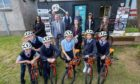 Transport minister Graeme Dey announced the pilots to help provide greater access and equality to bikes amongst young people.