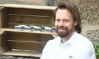 Peter Briggs is the owner of Stonehaven based fragrance company, The Solid Cologne Project.