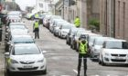Police confirmed a man has died after falling from scaffolding on Merchant Street