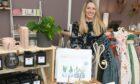 Paula opened her gift shop in June.