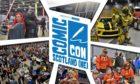 Comic Con Scotland is coming to P&J Live.