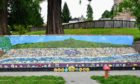 Banchory Painted Stones Project is complete.