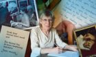 Jane Campbell (nee Fraser) of Inverness, national junior handwriting competition winner in 1968 and former pupil of Central Primary School.