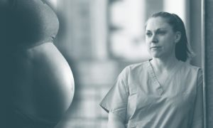 Aberdeen doctor Vhairi Bateman is concerned about the health of pregnant women with Covid.