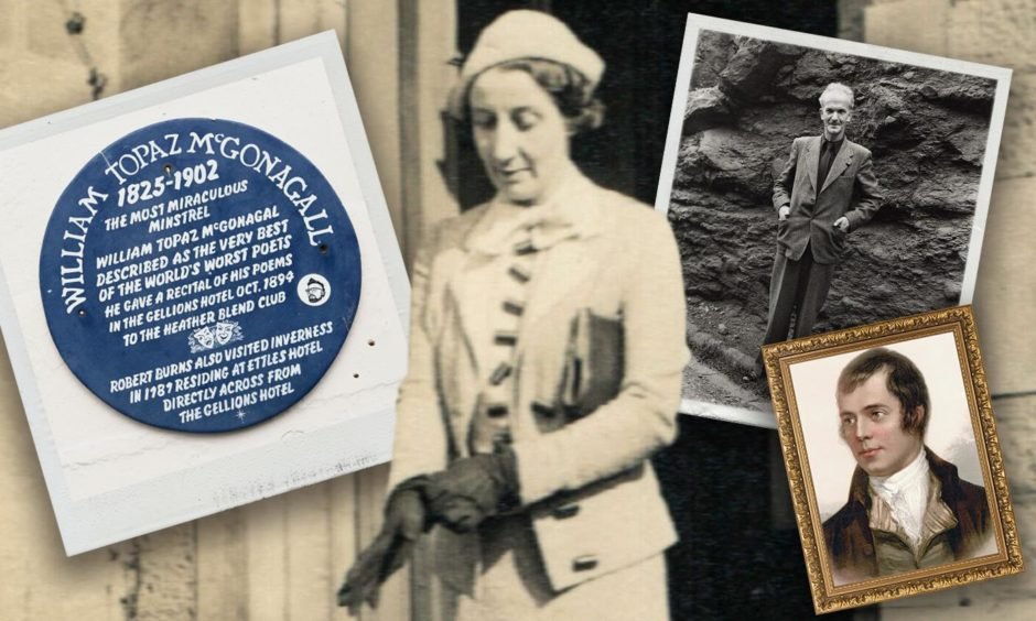 Support is growing for Invernessian Josephine Tey, the crime writer's crimewriter, to be commemorated in the city with a blue plaque