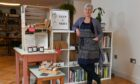 Dawn Finch is the owner of Neep & Okra in Huntly.