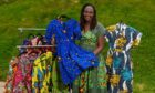 Passion for sustainable fashion: Yekemi Otaru is empowering women through her bright and bold clothes.