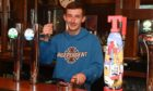 Owner Jono Tosh is looking forward to pulling customers of the Red Lion their first pint in 18 months