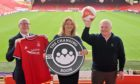 Kevin Stewart, Liz Bowie and Joe Harper were among those to help launch the new scheme.