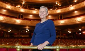 """Jane Spiers, chief executive of Aberdeen Performing Arts, says everyone is """"super excited"""" to be opening their venues again."""