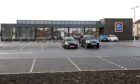 Some of the shoplifting took place at Aldi in Peterhead.
