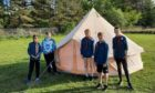 1st Kingswells Scout Group held their first post-pandemic camp at the weekend.