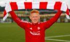 Matty Longstaff, who has joined Aberdeen FC.
