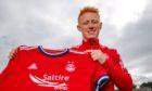 New Aberdeen FC signing Matty Longstaff.