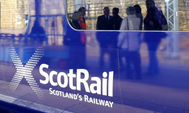 ScotRail confirms end of physical distancing