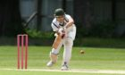 Gordonians batsman Abrar Ahmed