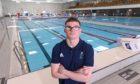 Conner Morrison at Aberdeen Sports Village Aquatics Centre.