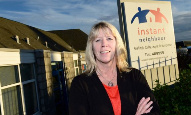Sophy Green, chief executive of Instant Neighbour.