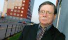 Former Aberdeen councillor Norman Collie.   .
