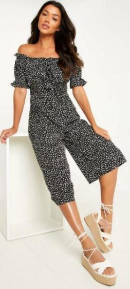 jumpsuit for summer and autumn