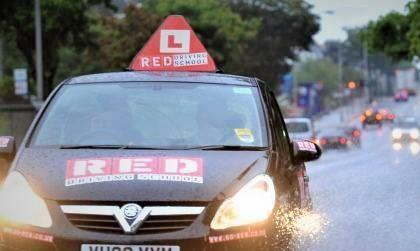 With points already on their licence, learner drivers risk higher insurance when they pass their driving test.