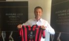 New Inverurie Locos manager Richard Hastings