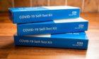 Covid Scotland antibody tests