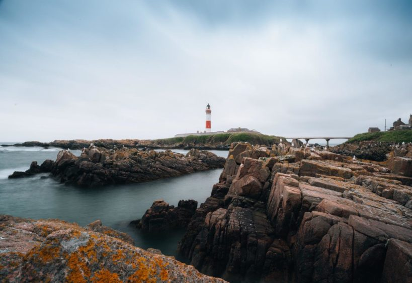 VA Rediscover August - Elliott Hepworth - Buchanness Lighthouse