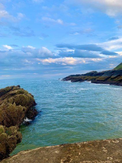VA Rediscover August - Holly Douglas - Cruden Bay