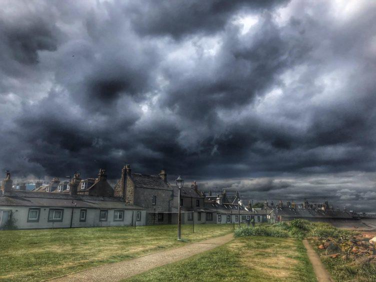VA Rediscover August - Natalie Gallan - Storms brewing in Fittie